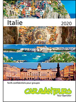 Catalogue Italie groupes 2020